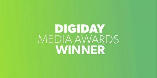 The Globe and Mail's Sophi.io Wins Digiday Media Award