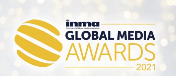 Sophi wins at INMA Global Media Awards