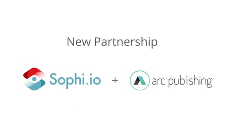 Sophi has new native integrations with Arc Publishing